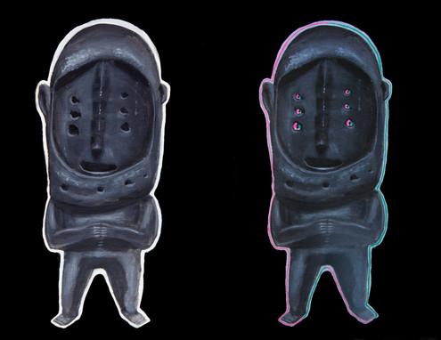 Psychonaut (effigy/ awake)