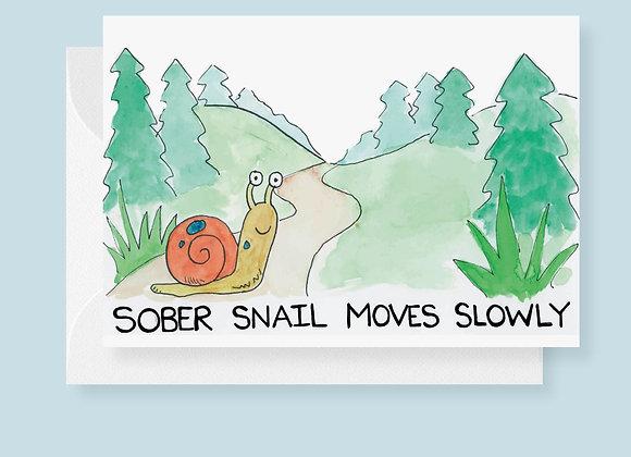 Sober Snail