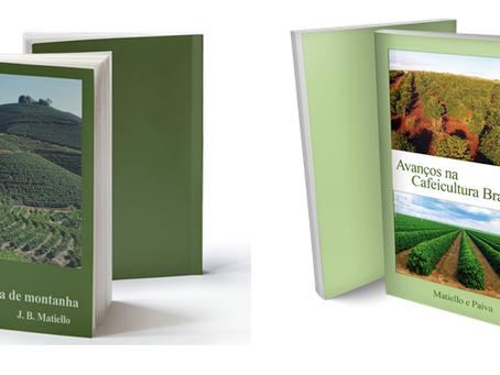 Duas novas publicações da Procafé mostram avanços da cafeicultura e tecnologias para as montanhas