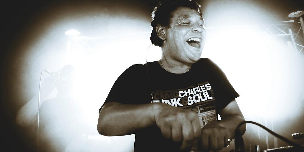 The Craig Charles funk and Soul club - Tenby 2021