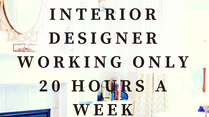 Answer to the Question:                     How to earn 6 figures as an Interior Designer working 20