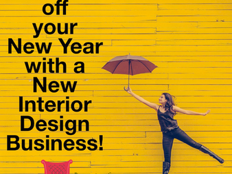 Kick off your New Year with a New Interior Design Business!