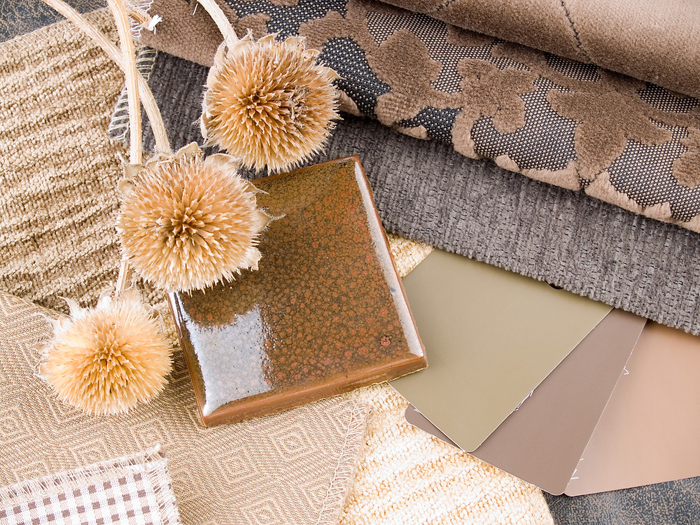 interior design business trends inspiration and ideas smokey blue and wheat decor
