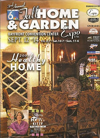 Interior Designer Chelsea Coryell from Design for a Living home show program