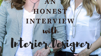 Real Life, Real Designing: An Honest Interview with Interior Designer Katrina Frontczak