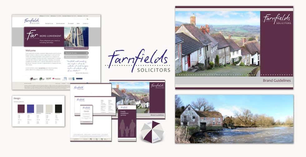 Farnfields Solicitors Rebranding