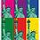 Thumbnail: Statue of Liberty - Multicolour - 594mm x 840mm