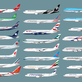 Airline collection
