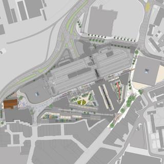 Portsmouth redevelopment map
