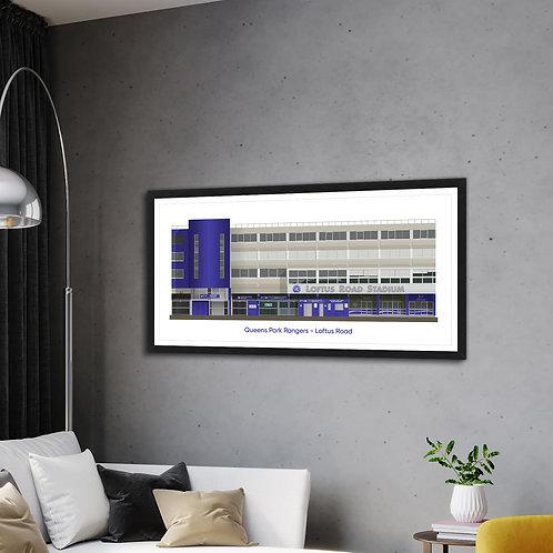 Loftus Road Stadium - Queens Park Rangers