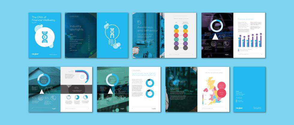 Neyber - DNA of Employers Financial Wellbeing brochure