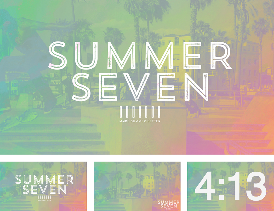 Sermon Series: Summer Seven