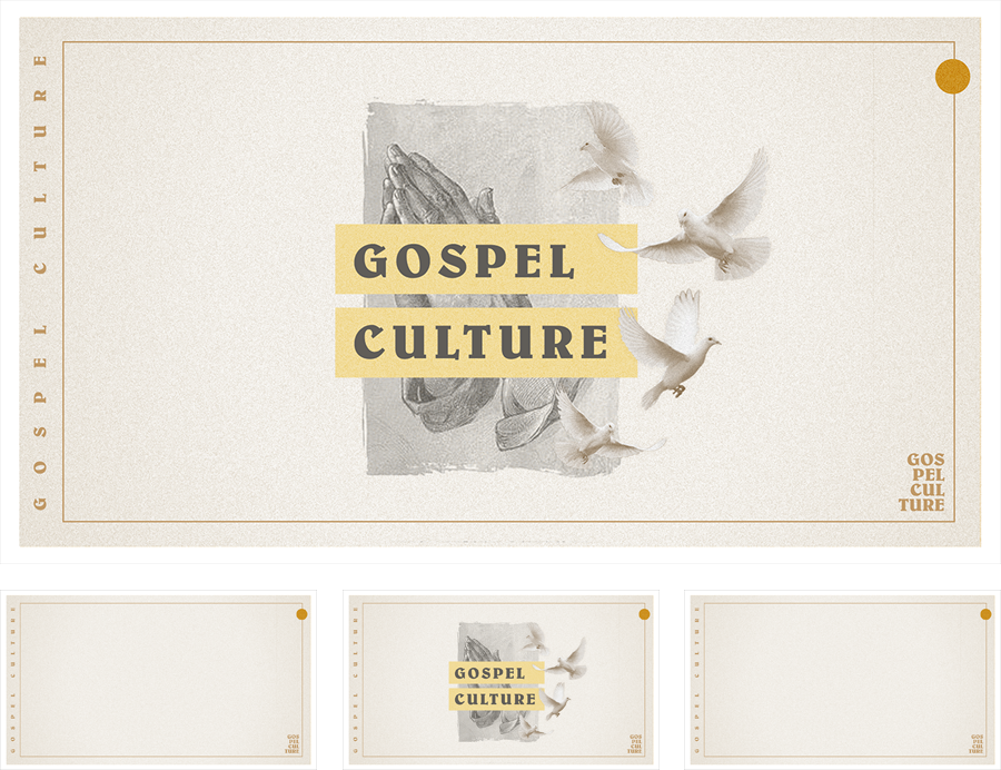 Sermon Series: Gospel Culture