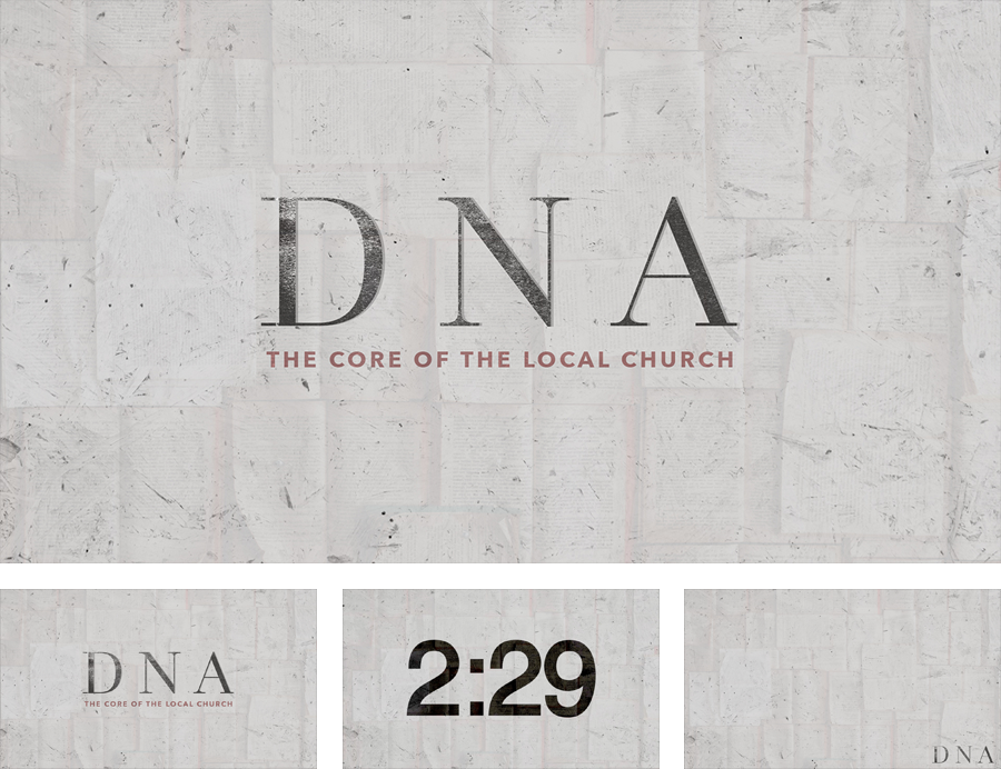 Sermon Series: DNA: The Core