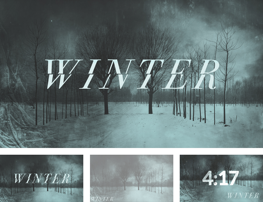 Sermon Series: Winter