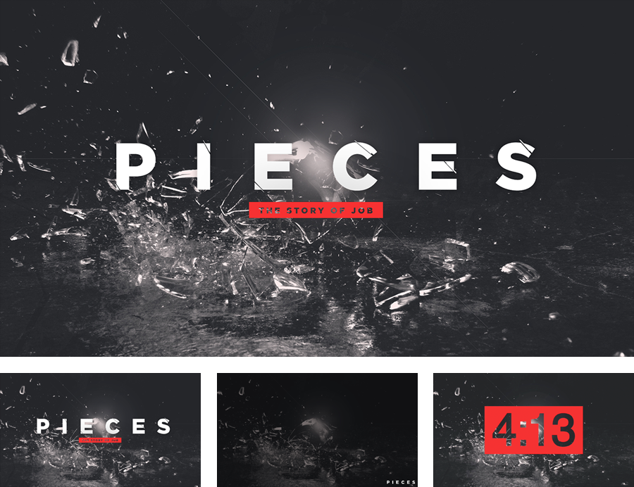 Sermon Series: Pieces