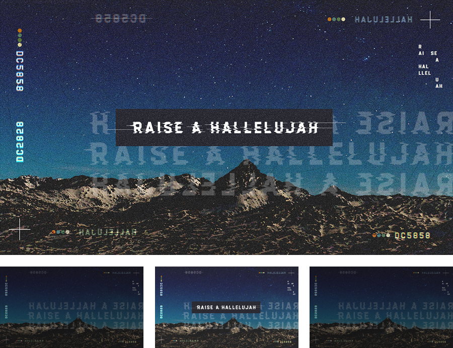 Sermon Series: Raise a Hallelu