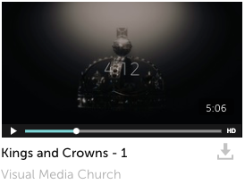 Kings and Crowns - 1