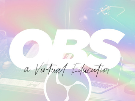 OBS - A Virtual Education