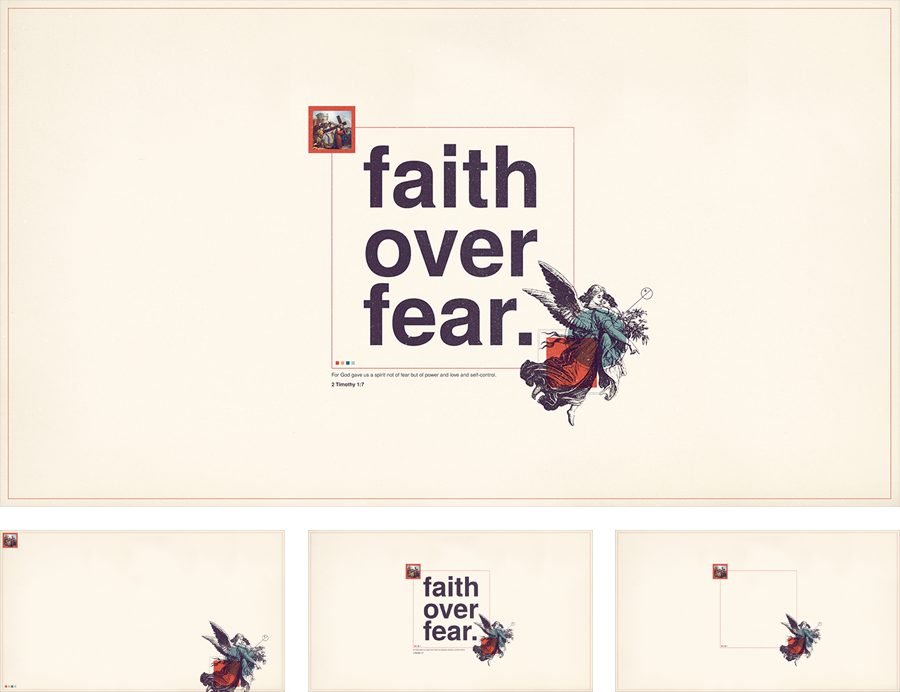 Sermon Series: Faith Over Fear