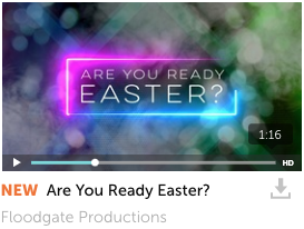 Are You Ready? - Easter