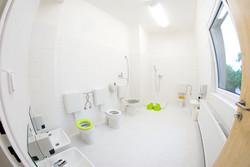 wc / koupelna přízemí