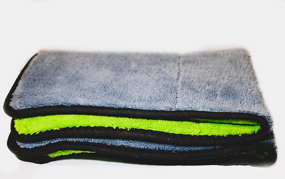 Ultra Thick Microfibre Car Cleaning Cloth