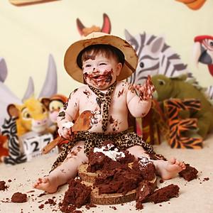 Cake Smash Samples