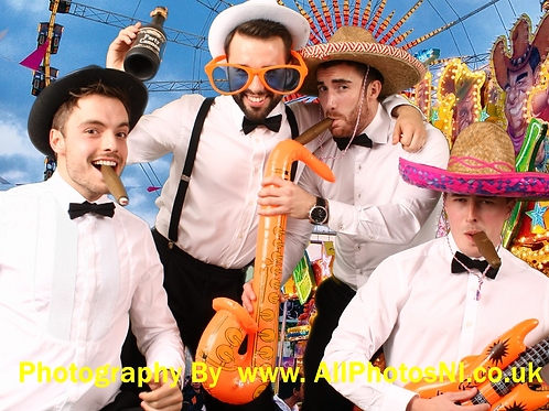 Formal & Event Photography Deposit £105 per hour