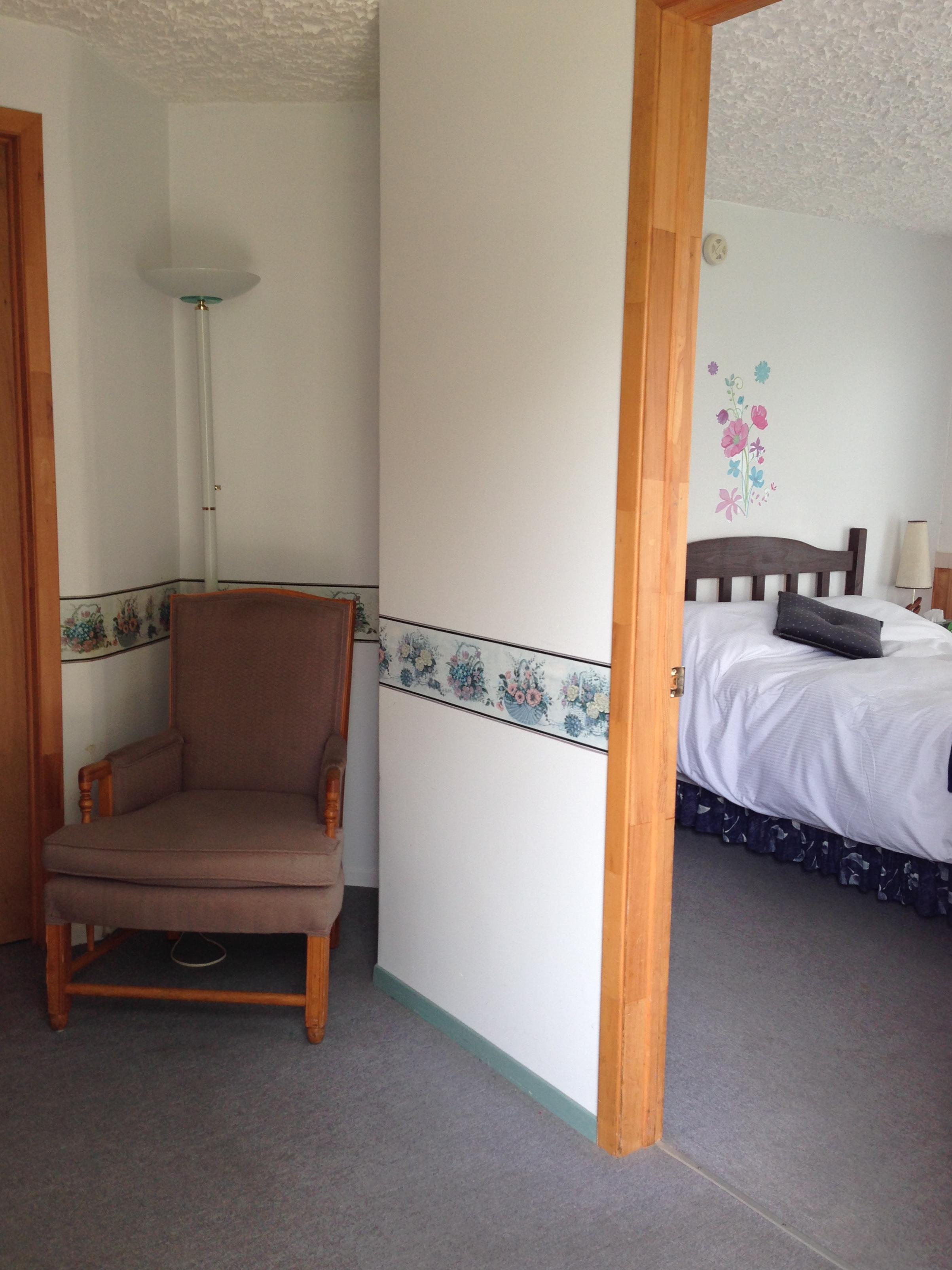 Le boudoir de l'ancestrale.