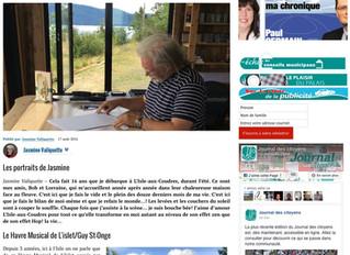 J'aime d'amour l'Isle-aux-Coudres-Journal du citoyen -