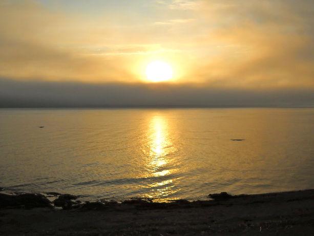 Havre musical de l'Islet et Motel l'Islet, bord de mer,by the sea