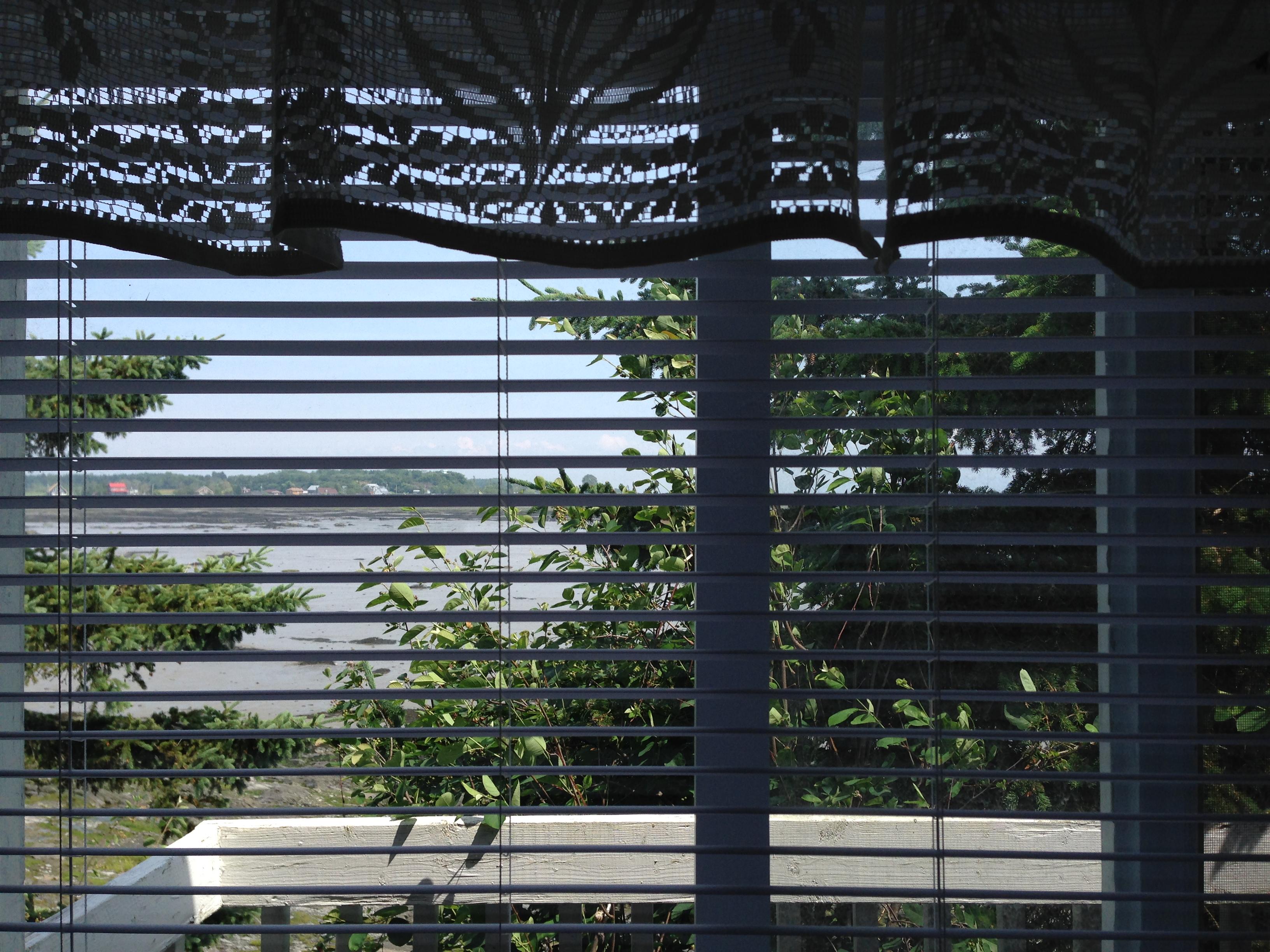 La fenêtre de l'ancestrale double