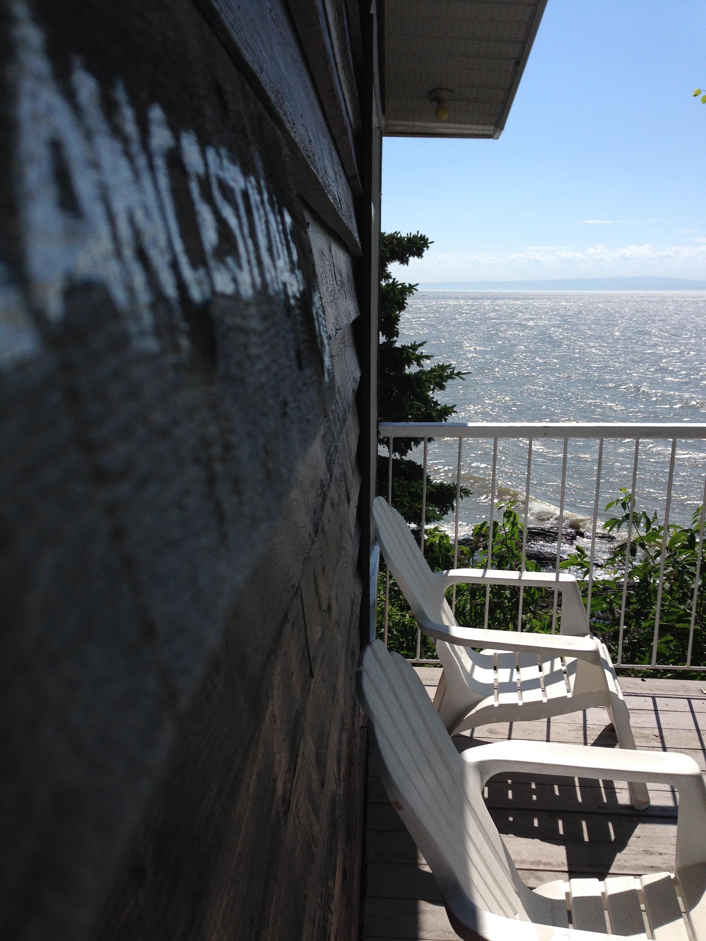 Le balcon de l'ancestrale