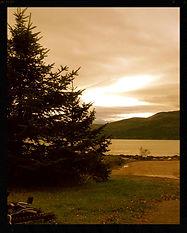 havre musical de l'Islet,Motel l'Islet,Isle-aux-Coudres,coucher de soleil,lever de soler,vue spectaculaire,montagne,fleuve,bord de mer,mer,plage,lac,Charlevoix,beauté,paix,famille,musique,classique,jazz,