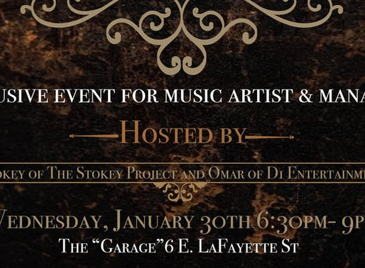 EXCLUSIVE EVENT: Artist & Manager Bootcamp