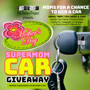 TSP Mother's Day Car Giveaway