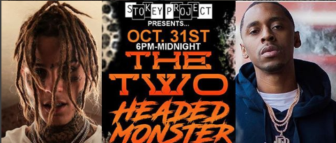 The Two Headed Monster Halloween Festival