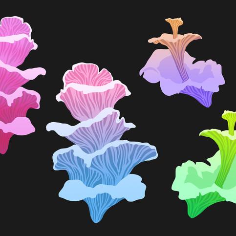 urn flower