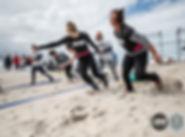 Battle The Beach Beach Slide Team Women.