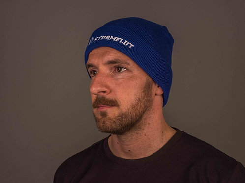 Mütze - Royalblau