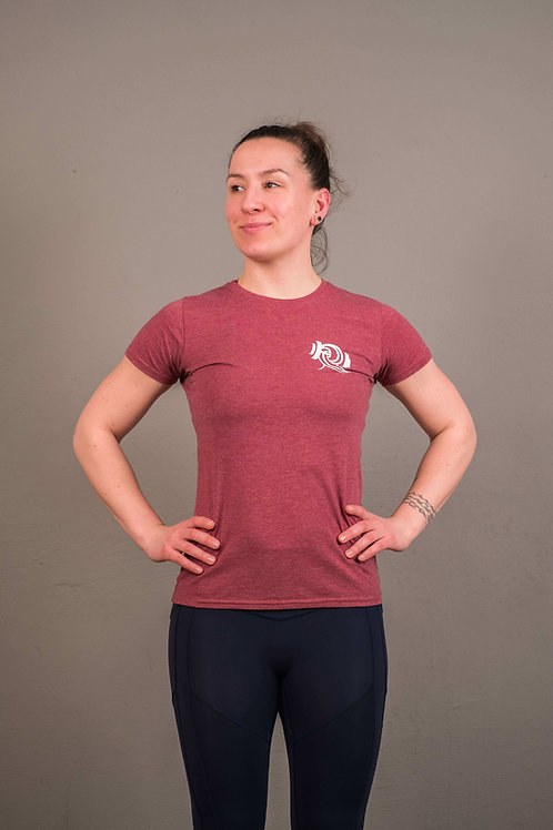 Classic T-Shirt - Rot
