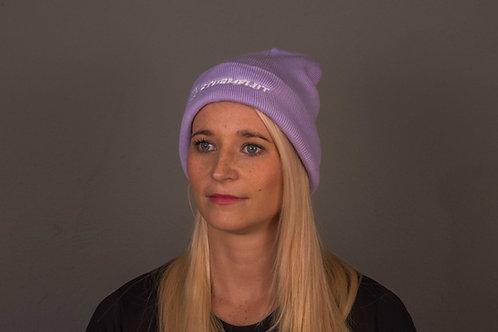 Mütze  - Lavendel