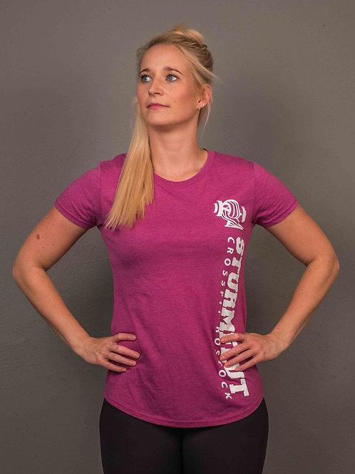 Old School T-Shirt - Rosa