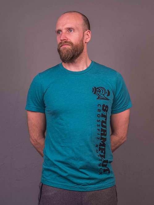 Old School T-Shirt - Dunkelgrün