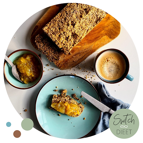 notenbrood | Switchdieet | Gierle
