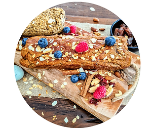 gezonde cake | Switchdieet | Geel