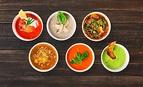 Gezond eten: soep