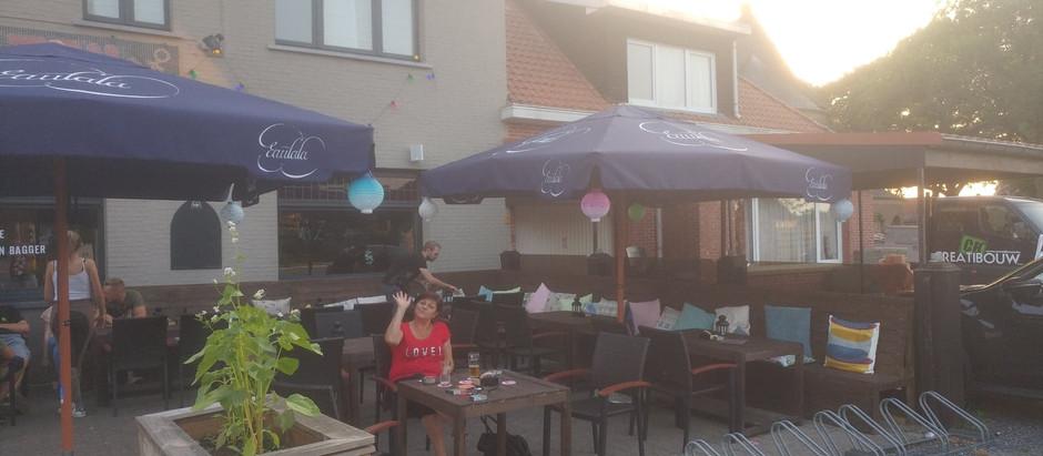 Mooie wandeling : vertrekpunt : cafee Den Bagger