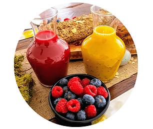 gezonde smoothies | Switchdieet | Geel